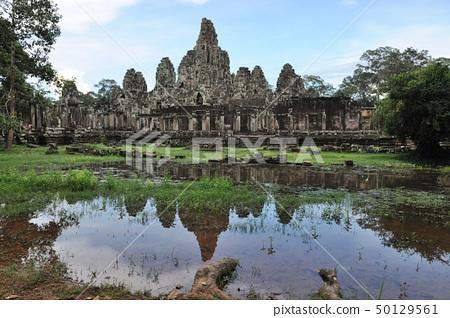 Bayon temple in Angkor Thom, Cambodia 50129561