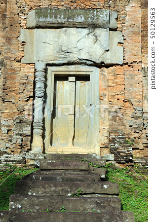 Bakong temple in Cambodia 50129563