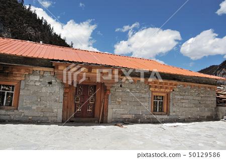 Tibetan Buddhist temple 50129586