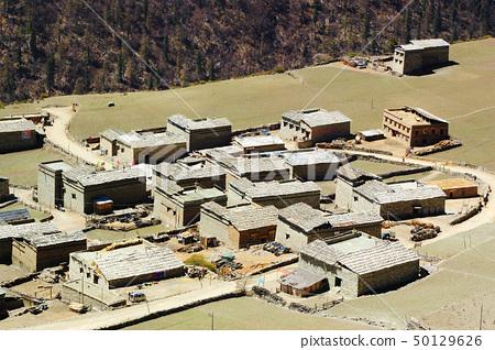 China Tibetan buildings 50129626