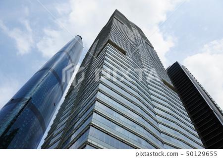 Modern building exterior 50129655