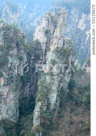 Steep mountain 50129670