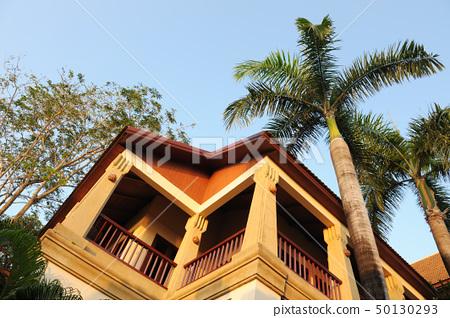 Hotel building 50130293