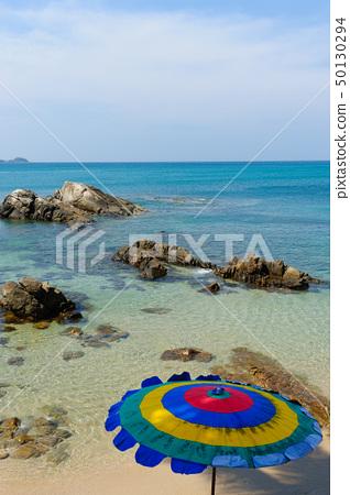 Beach landscape 50130294