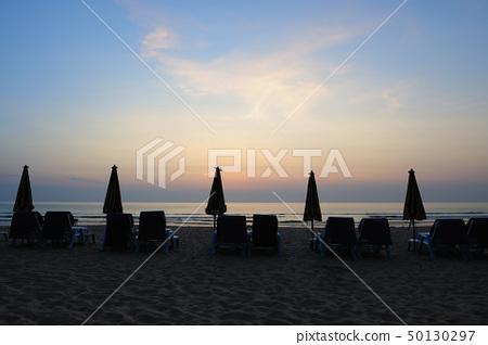 Beach landscape 50130297