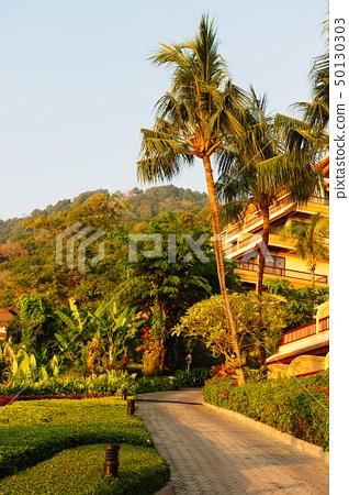 Hotel garden 50130303