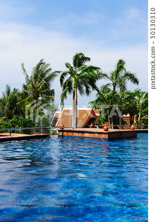 Hotel swimming pool 50130310