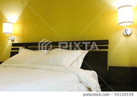Hotel bedroom 50130338