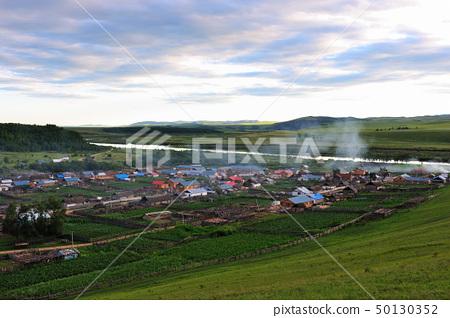 Grassland landscape 50130352