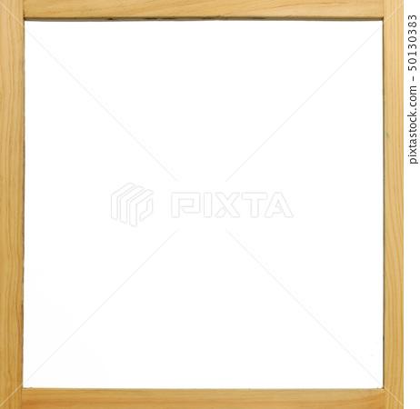 Wooden frame white board 50130383
