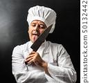 小刀 烹饪 男性 50132442