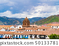 View of the cityscape of Cusco 50133781