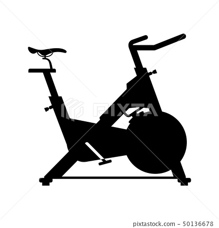 Stationary bicycle 50136678