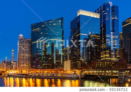 Chicago Skylines Wolf Point 50136722