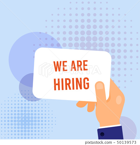 We are hiring 50139573