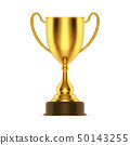金色 奖杯 奖品 50143255