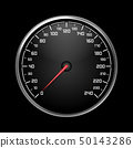 Car speedometer or auto odograph, tachometer 50143286