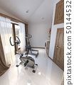 Fitness room loft style 50144532