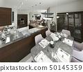 餐厅 时尚 现代 50145359