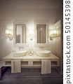Bathroom sink consoles modern style 50145398