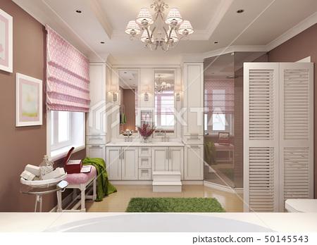 Classic bathroom for girls 50145543