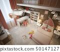 卧室 女孩 少女 50147127