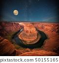 Grand Canyon at night 50155165