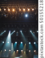 rays of light illuminate the scene 50155218