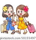 旅行的插圖 50155497