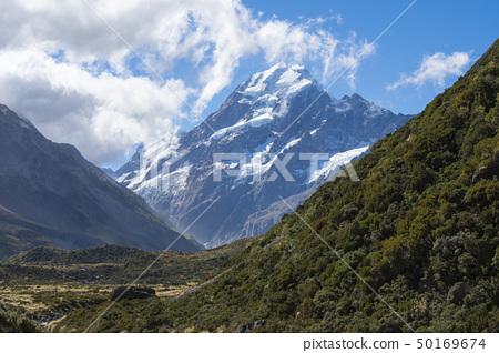 遠足徑到胡克山谷庫克山 50169674