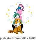 和宠物一起生活 50171609