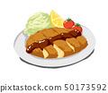 Pork cutlet 50173592