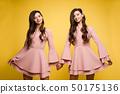 twins, girl, female 50175136