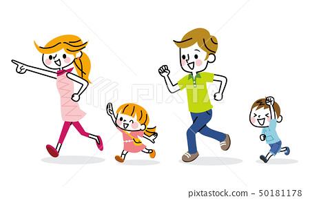 Running family 50181178
