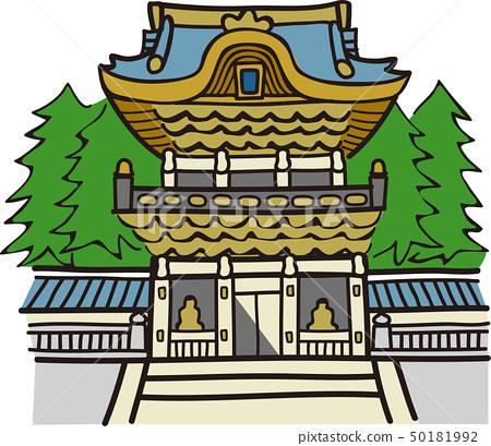 Nikko Toshogu 50181992