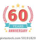 Anniversary Emblem 50191820
