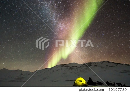 Space sky 50197780
