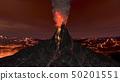ภูเขาไฟ 50201551