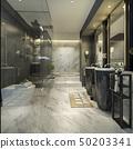 卫生间 浴室 浴缸 50203341
