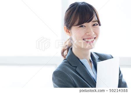 女商人形象 50214388