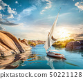 Nile and Aswan 50221128