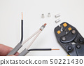 Wire connection Electrician 50221430