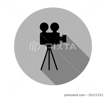 video camera icon 50225101