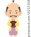 戰國大名茶具 50237358