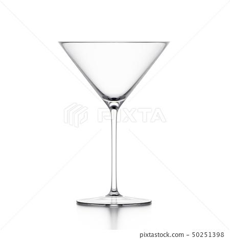 Martini cocktail glass 50251398