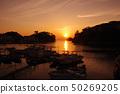 有明海的早晨風景31 50269205