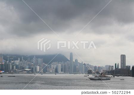 Victoria Harbour 17 May 2014 hong kong 50272294