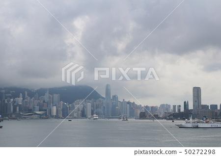 Victoria Harbour 17 May 2014 hong kong 50272298