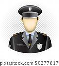 human template policeman 50277817