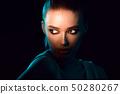 portrait, girl, woman 50280267